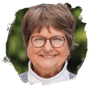 Photo of Sister Helen Prejean