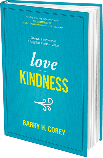 Love Kindness book cover