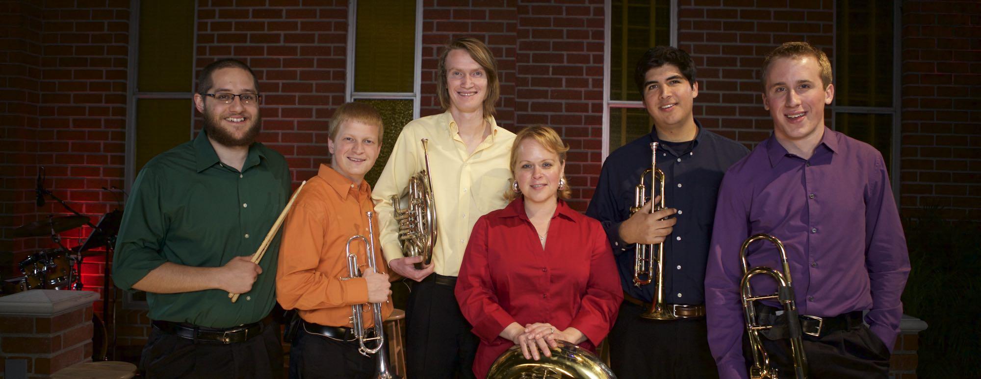 Biola brass quintet