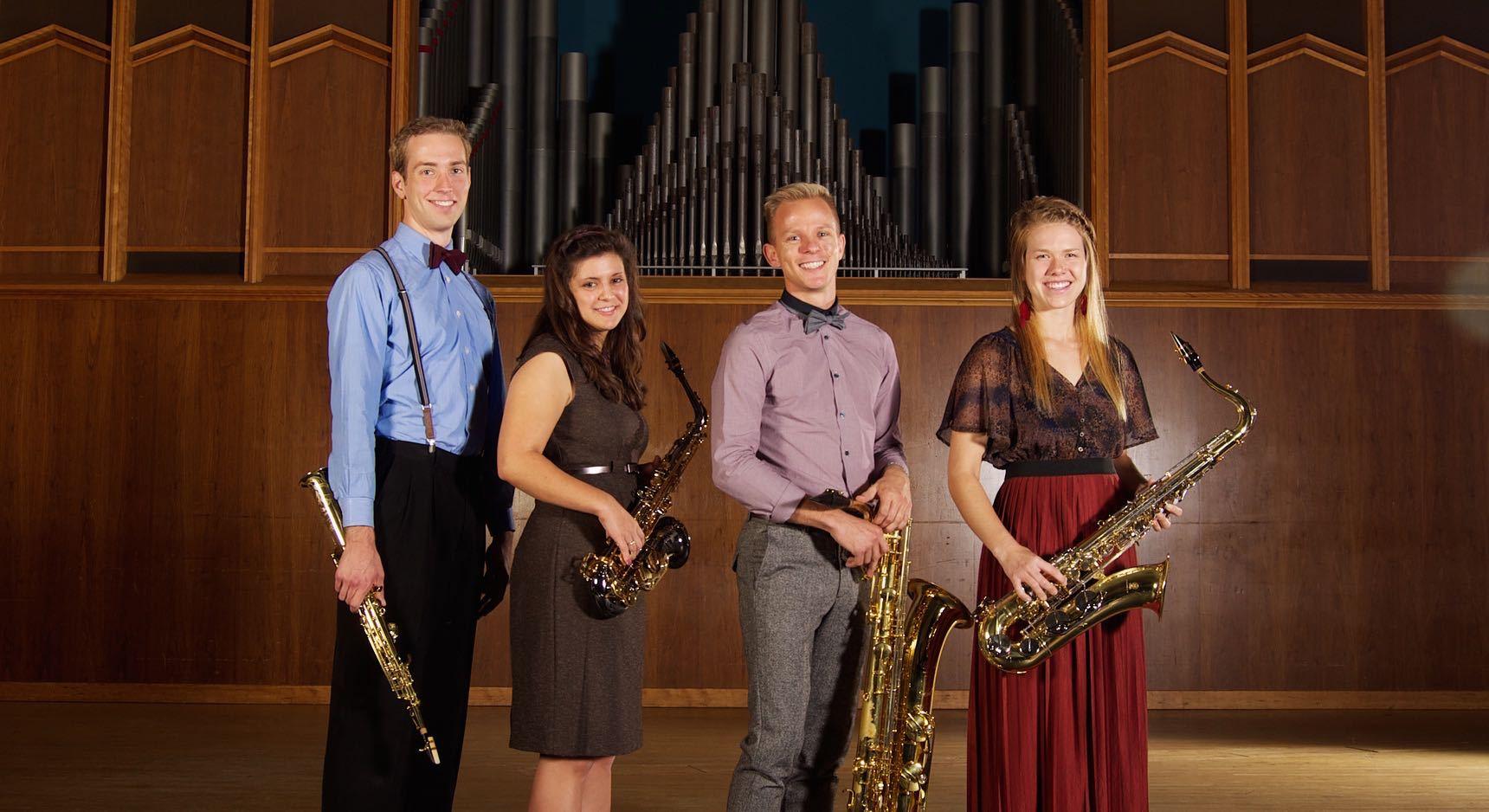 Sax quartet biolaucm 13505359703