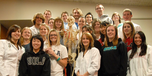 Biola Health Careers Club