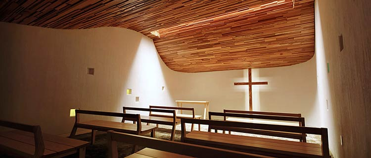Waugh Prayer Chapel
