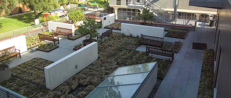 Riady Rooftop Garden