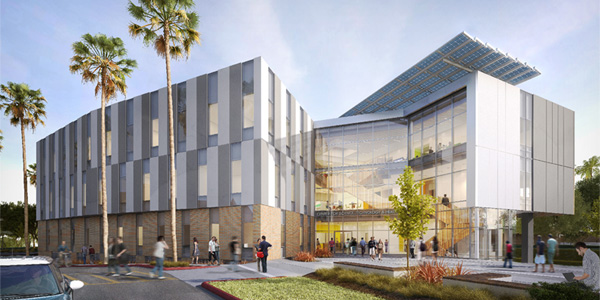 Biola Breaks Ground on Center for Science, Technology and Health