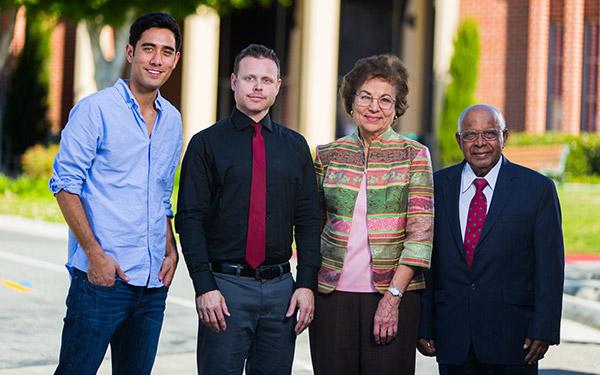 CMA Alumnus Wins Biola Young Alumnus Award