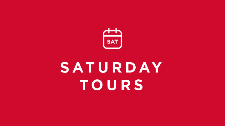 Saturday tours
