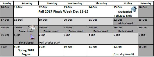 planning calendars
