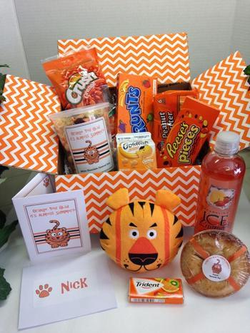 Orange You Glad Care Package