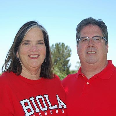 JP and Liz Martin Photo