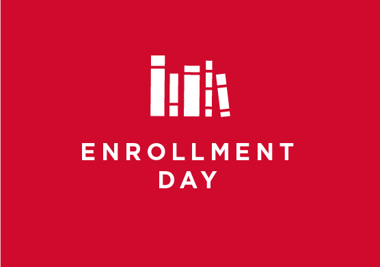 17944   aum   firstgen and enrollment day graphicenrollment 555x389