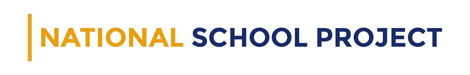 National School Project logo