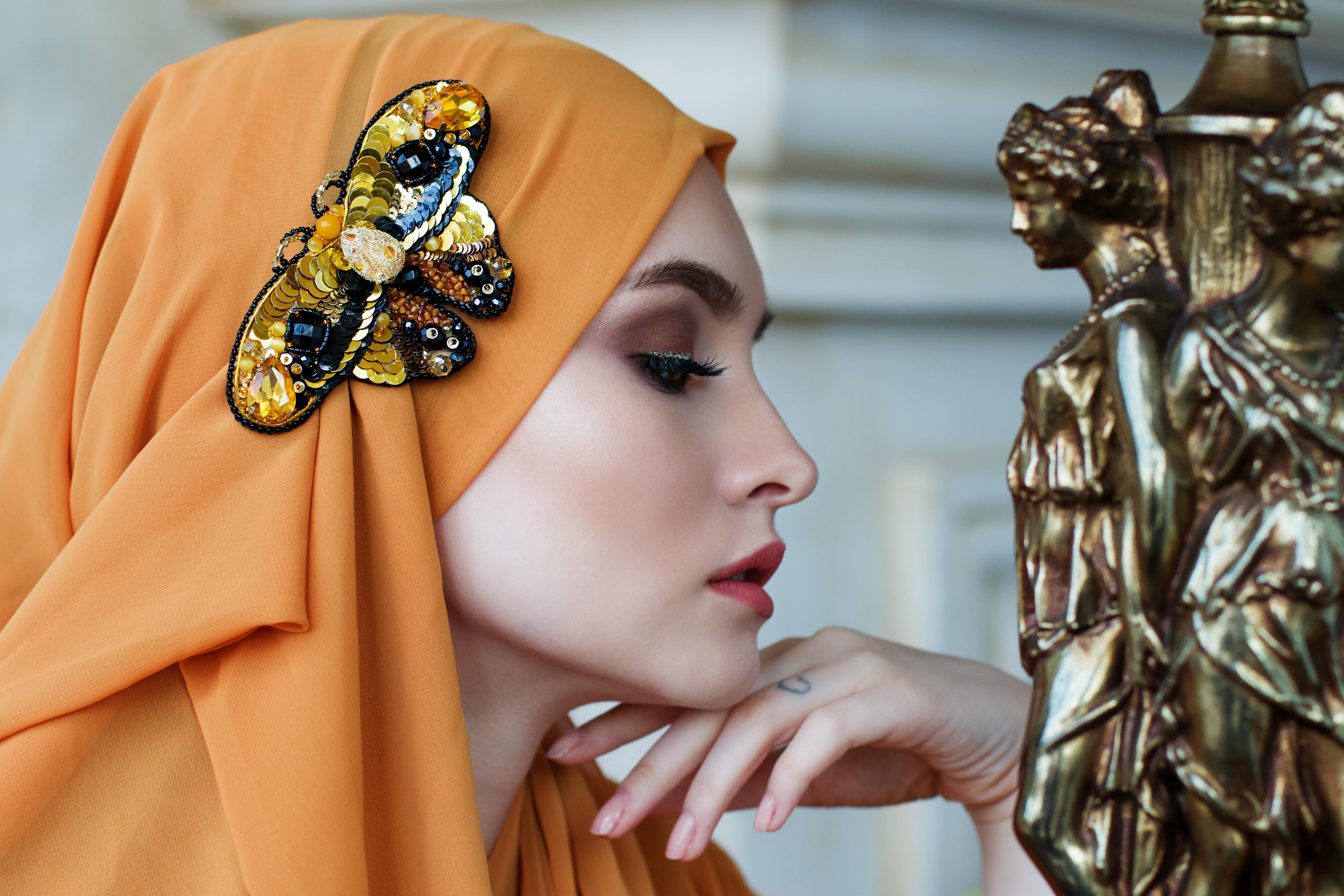 Monarch Lady