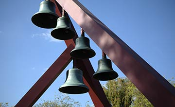 Biola's belltower