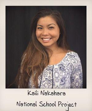 headshot of Kaili