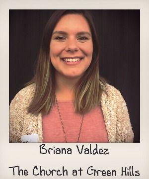 headshot of Briana