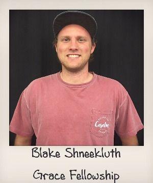 headshot of Blake
