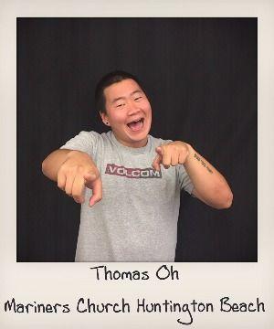 headshot of Thomas