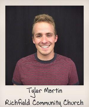 headshot of Tyler