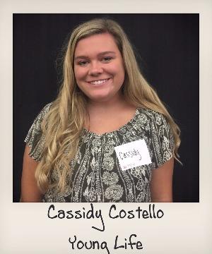 headshot of Cassidy