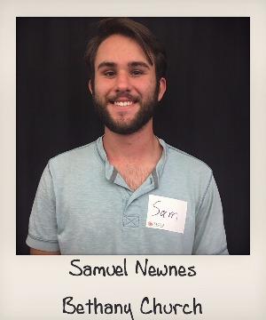 headshot of Samuel