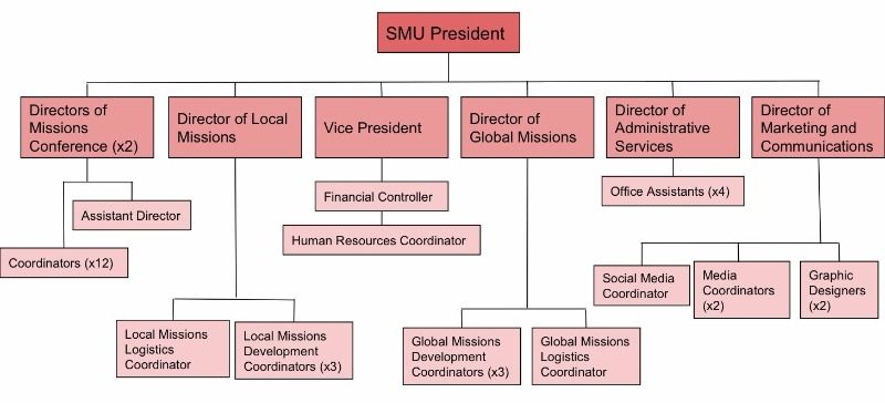 structure of SMU