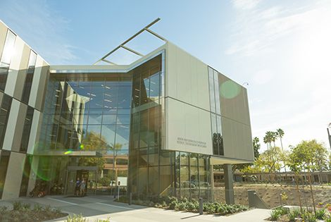 The Alton and Lydia Lim Science Center at Biola University
