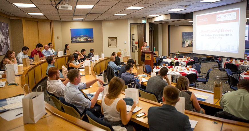 Lehman Board Conference Room