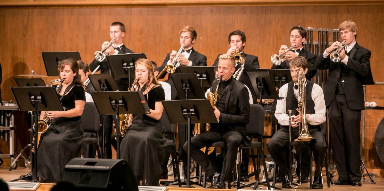 Jazz ensemble  1