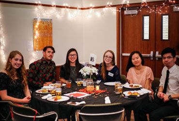 Night of Thankfulness event