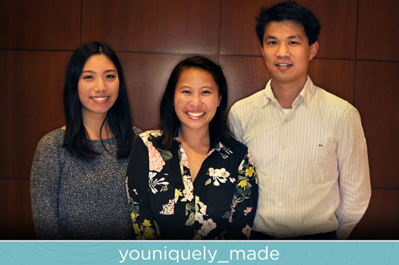 2018 Startup Competition winning team youniquely_made