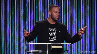 Watch: DeVon Franklin: Stories That Impact the World