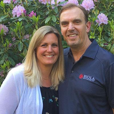 Marcia and Ed Harper Photo
