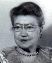 Edna May Baxter