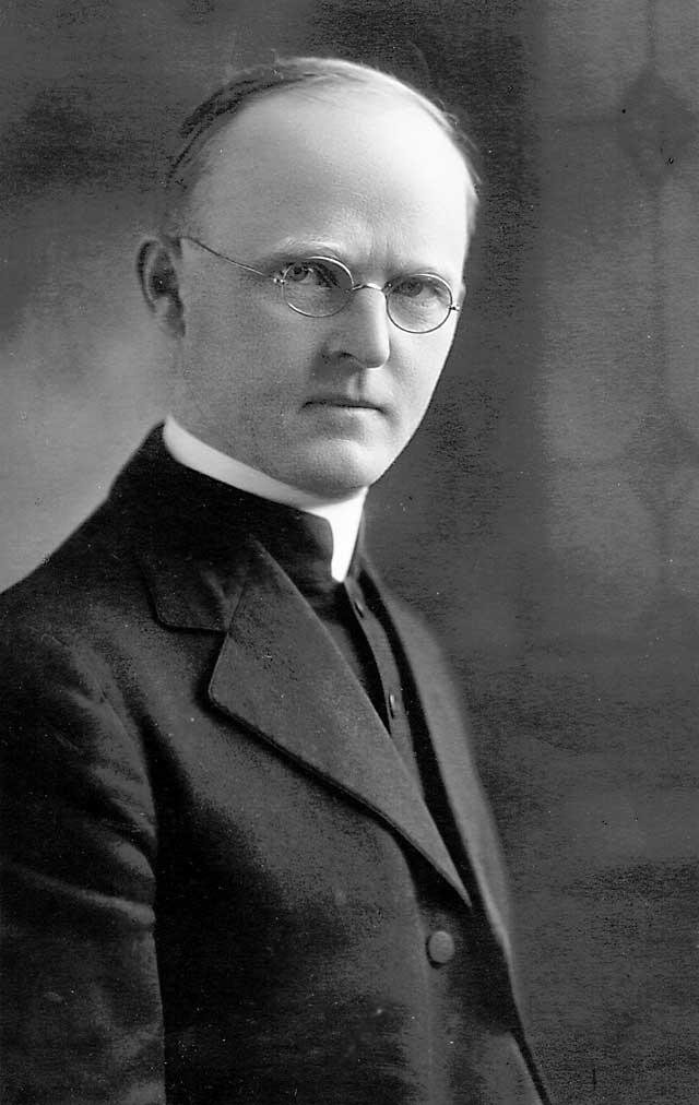 Edwin Vincent O'Hara