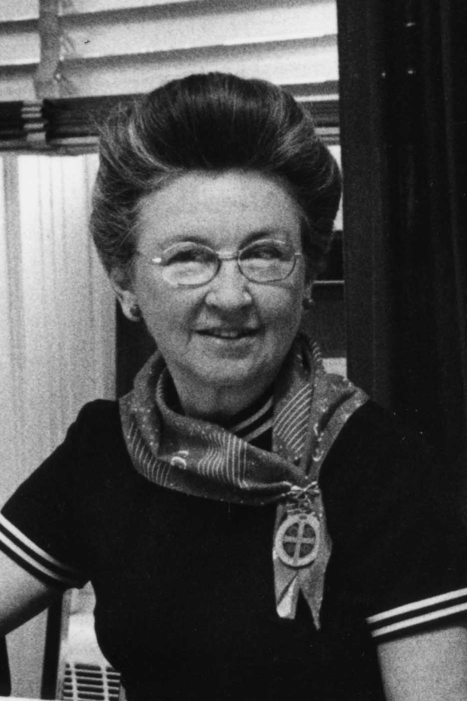 Mary Charles Bryce, OSB