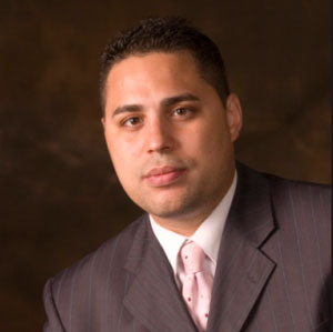 headshot of Salguero