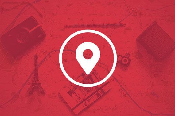 Biola University alumni map