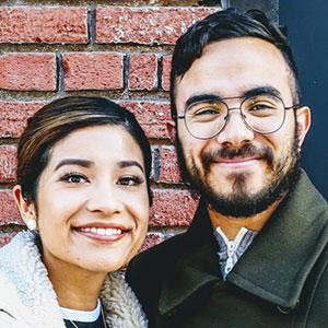 Rene and Keily Molina Jr.