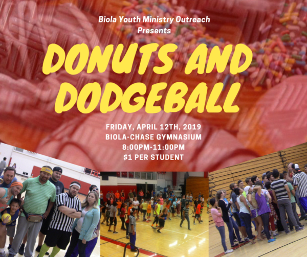 Donuts and Dodgeball – Biola