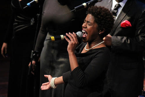 Singing for the Joy of the Lord