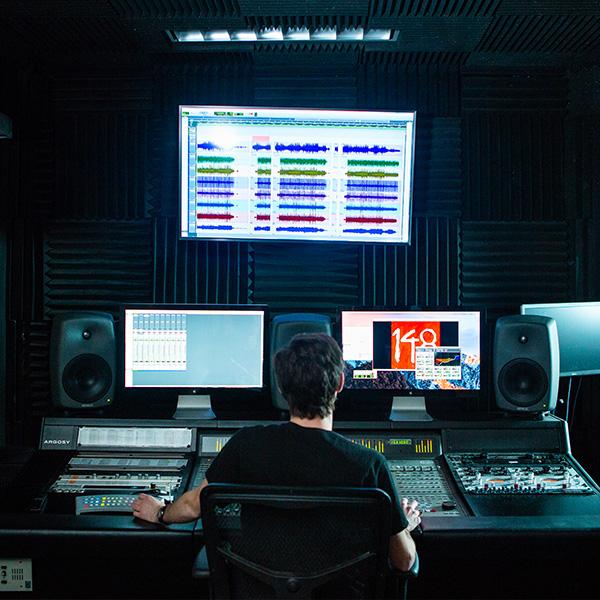 Subject music new media