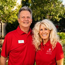 Fred and Jenn Schippa
