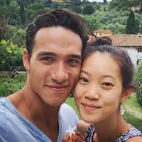 headshot of Christian and Christina Gonzalez Ho