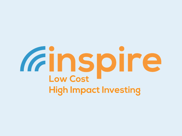 Inspire: Low Cost, High Impact Investing
