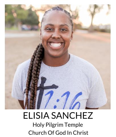 Elisia Sanchez, Holy Pilgrim Temple Church of God in Christ