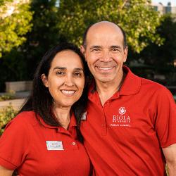 Daniel and Bernice Ramirez