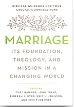 Cover of Marriage: Its Foundation, Theology and Mission in a Changing World by Erik Thoennes