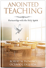 Cover of Annointed Teaching: Partnership with the Holy Spirit by Octavio J. Esqueda