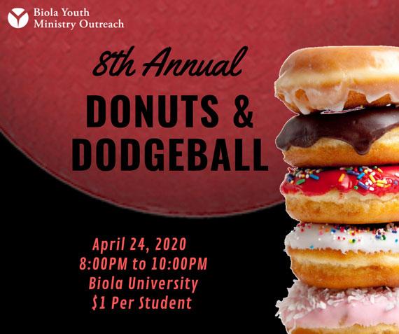 Donuts and Dodgeball – Biola