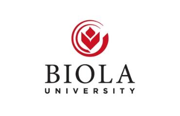 logo of Biola University
